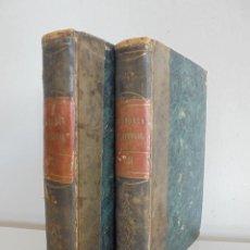 Libros antiguos: HISTORIA UNIVERSAL POR CESAR CANTU. TR. ANTONIO FERRER DEL RIO. MELLADO EDITOR 1849. TOMOS 22-23.. Lote 52333913