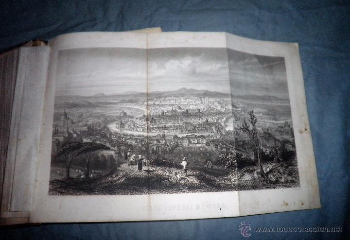 Libros antiguos: ROMA ANTIGUA Y MODERNA - AÑO 1857 -M.LAFON - BELLOS GRABADOS GRAN FORMATO. - Foto 2 - 52468812