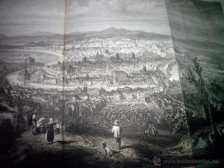Libros antiguos: ROMA ANTIGUA Y MODERNA - AÑO 1857 -M.LAFON - BELLOS GRABADOS GRAN FORMATO. - Foto 3 - 52468812