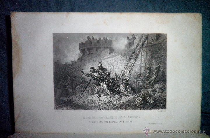 Libros antiguos: ROMA ANTIGUA Y MODERNA - AÑO 1857 -M.LAFON - BELLOS GRABADOS GRAN FORMATO. - Foto 11 - 52468812