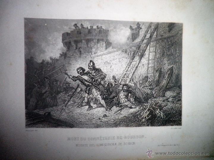 Libros antiguos: ROMA ANTIGUA Y MODERNA - AÑO 1857 -M.LAFON - BELLOS GRABADOS GRAN FORMATO. - Foto 12 - 52468812