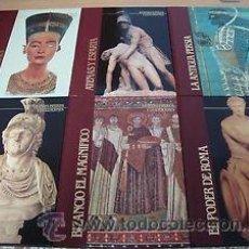 Libros antiguos: GRANDES IMPERIOS Y CIVILIZACIONES. EDITORIAL SARPE. 24TOMOS. Lote 52713798