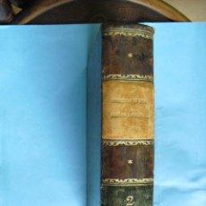 Libros antiguos: ESPARTERO SU VIDA MILITAR, POLÍTICA, DESCRIPTIVA Y ANECDOTICA, 1891 TOMO II. CON ILUSTRACIONES. Lote 52724119