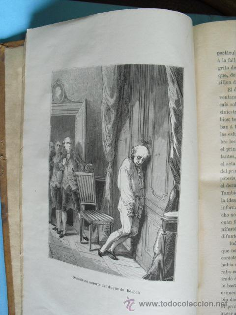 Libros antiguos: Historia de los papas y los reyes, 2 tomos el 3, 1870, y el 4, 1871,con ilustraciones, - Foto 3 - 52724402