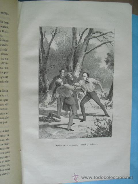 Libros antiguos: Historia de los papas y los reyes, 2 tomos el 3, 1870, y el 4, 1871,con ilustraciones, - Foto 4 - 52724402