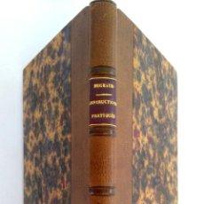 Libros antiguos: LIBRO MARISCAL DE NAPOLEON BUGEAUD,AÑO 1854,PARA TROPAS EN CAMPAÑA EN AFRICA,GUERRILLEROS,EN FRANCES. Lote 52743313