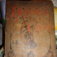 Libros antiguos: LIBRO DEL AÑO 1892 S.XIX HISTORIA DE COLON LOS AUTORCILLOS LIBRES (NIÑOS 9 A 12 AÑOS)ANGEL BUENO .. Lote 52761028