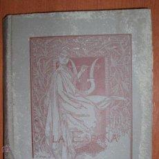 Libros antiguos: LA ESPAÑA MODERNA. DIRECTOR J. LÁZARO. MADRID 1889 ENERO Y FEBRERO. Lote 53147713