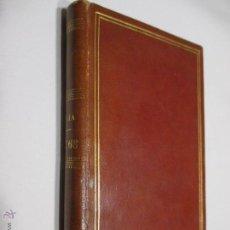Libros antiguos: KALENDARIO MANUAL Y GUÍA DE FORASTEROS EN MADRID, Y ESTADO MILITAR DE ESPAÑA, 1768. Lote 53287359