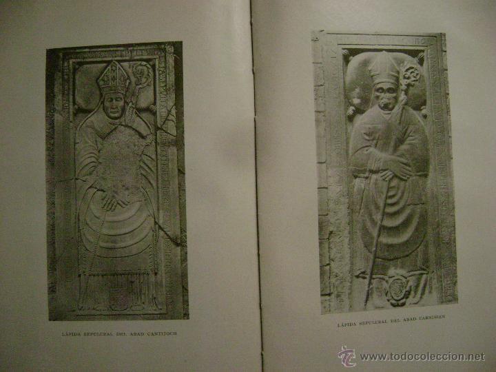 Libros antiguos: REAL MONASTERIO DE SANTES CREUS.-689 - Foto 5 - 53352669