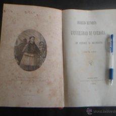 Alte Bücher - Bosquejo Historico de la Universidad de Cordoba ---- 1882 ---- Juan M. Garro - 53528358