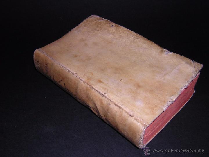 Libros antiguos: 1581 - GILBERTI GENEBRARDI - CHRONOGRAPHIAE LIBRI QUATUOR - Foto 2 - 53622094