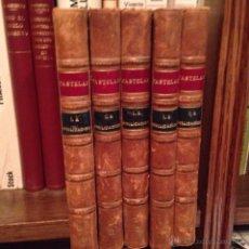 Libros antiguos: LA CIVILIZACIÓN EN LOS CINCO PRIMEROS SIGLOS DEL CRISTIANISMO. EMILIO CASTELAR. MADRID 1876. 3ª ED.. Lote 53664494