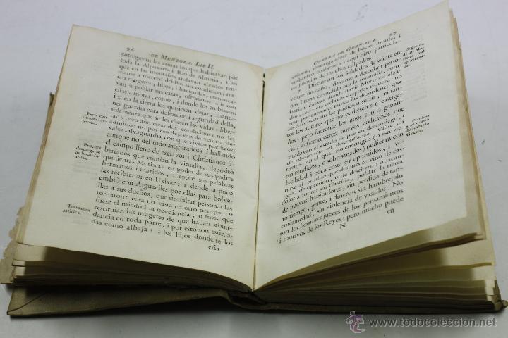 Libros antiguos: GUERRA DE GRANADA, DIEGO HURTADO, VALENCI, 1776. 15X20 CM. - Foto 3 - 53782609