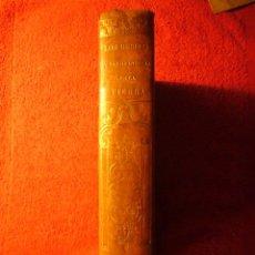 Libros antiguos: MANUEL ORTIZ DE LA VEGA: - LOS HEROES Y LAS GRANDEZAS DE LA TIERRA - (TOMO V) (MADRID, 1855). Lote 53893135