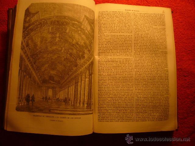 Libros antiguos: MANUEL ORTIZ DE LA VEGA: - LOS HEROES Y LAS GRANDEZAS DE LA TIERRA - (TOMO V) (MADRID, 1855) - Foto 5 - 53893135