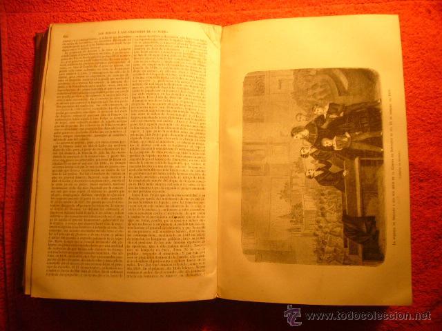 Libros antiguos: MANUEL ORTIZ DE LA VEGA: - LOS HEROES Y LAS GRANDEZAS DE LA TIERRA - (TOMO V) (MADRID, 1855) - Foto 6 - 53893135