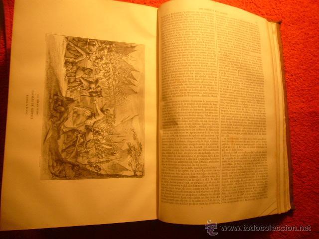 Libros antiguos: MANUEL ORTIZ DE LA VEGA: - LOS HEROES Y LAS GRANDEZAS DE LA TIERRA - (TOMO V) (MADRID, 1855) - Foto 7 - 53893135