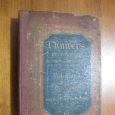 Libros antiguos: L UNIVERS HISTOIRE ET DESCRIPTION DE TOUS LES PEUPLES, GRÉCE. 1835. M. POUQUEVILLE. BIEN ILUSTRADO. Lote 54223883