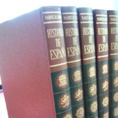 Libros antiguos: HISTORIA DE ESPAÑA DEL MARQUÉS DE LOZOYA. Lote 54294340
