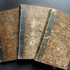 Libros antiguos: HISTORY OF THE CONQUEST OF MEXICO. BY WILLIAM H.PRESCOTT. 1844. CONQUISTA, MÉJICO.. Lote 54926114
