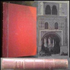 Libros antiguos: CIVILIZACION DE LOS ARABES, PRECURSORES DEL ARTE Y LA INDUSTRIA, MONTANER Y SIMÓN 1886. Lote 54990998