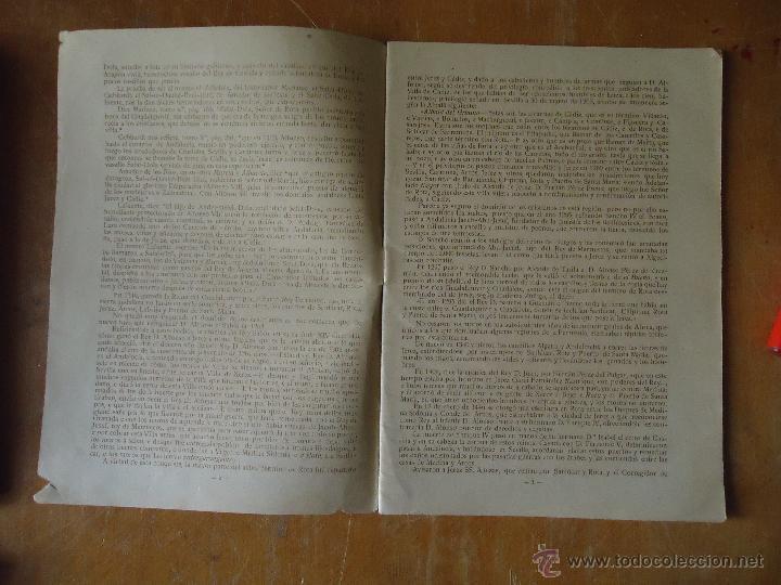 Alte Bücher: informacion grafica falta portada - cadiz villa de rota agosto 1921 playas andaluzas rota arabe - Foto 10 - 55024986