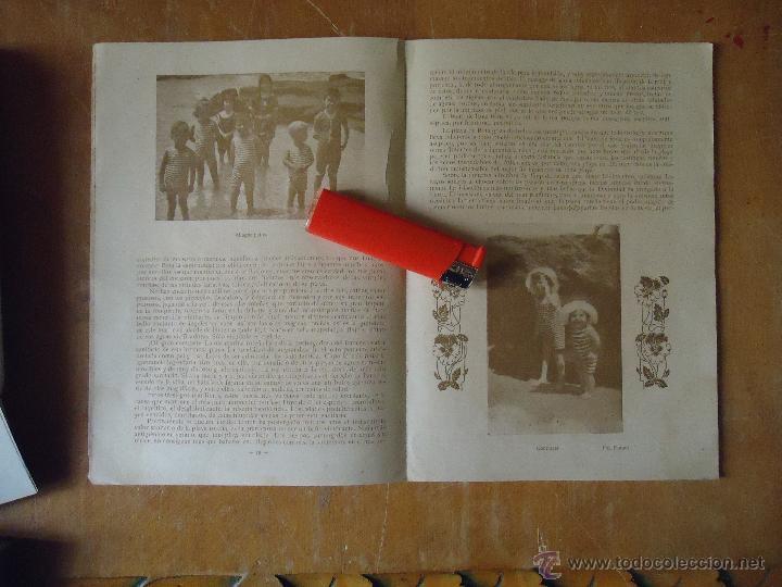 Alte Bücher: informacion grafica falta portada - cadiz villa de rota agosto 1921 playas andaluzas rota arabe - Foto 13 - 55024986