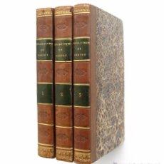 Libros antiguos: 1819 - HISTORIA DE LAS REVOLUCIONES ROMANAS - ROMA - HISTORIA ANTIGUA - 3 TOMOS - OBRA COMPLETA. Lote 55087714