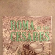 Libros antiguos: ROMA DE LOS CESARES. Lote 55708675