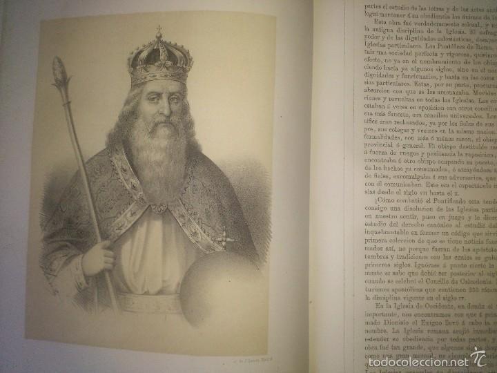 Libros antiguos: Pío IX y Víctor Manuel. Los heréticos de Italia. 1868 - Foto 4 - 55732940