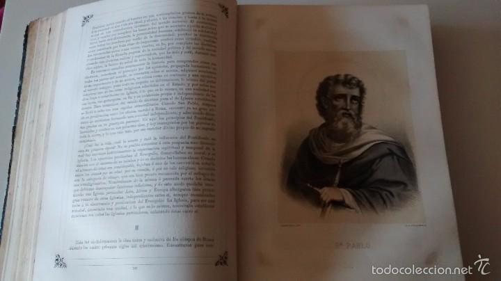 Libros antiguos: Pío IX y Víctor Manuel. Los heréticos de Italia. 1868 - Foto 6 - 55732940
