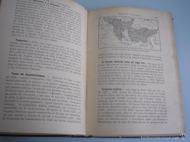 Libros antiguos: Historia de la Civilización - A. Herrero Miguel - Editorial Sopena - 1935 - Foto 8 - 55887978