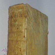 Libros antiguos: CONSTITUCION DE CATALUÑA 1588, CONSTITVTIONS I ALTRES DRETS DE CATHALUNYA COMPILATS EN VIRTUT DEL CA. Lote 52953789