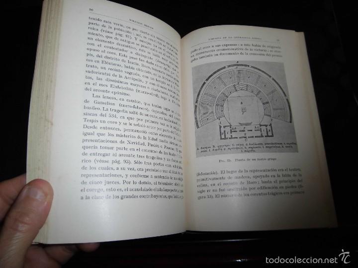Libros antiguos: HISTORIA DE LA LITERATURA GRIEG.WILHELM NESTLE.EDITORIAL LABOR 1930 - Foto 6 - 56313126