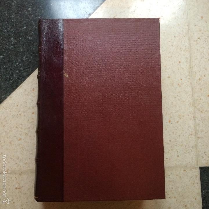 Libros antiguos: España Sagrada XLIX y L (49 y 50) Iglesia de Tarazona y Tudela 1865-1866 Vicente de la Fuente Florez - Foto 2 - 56616468