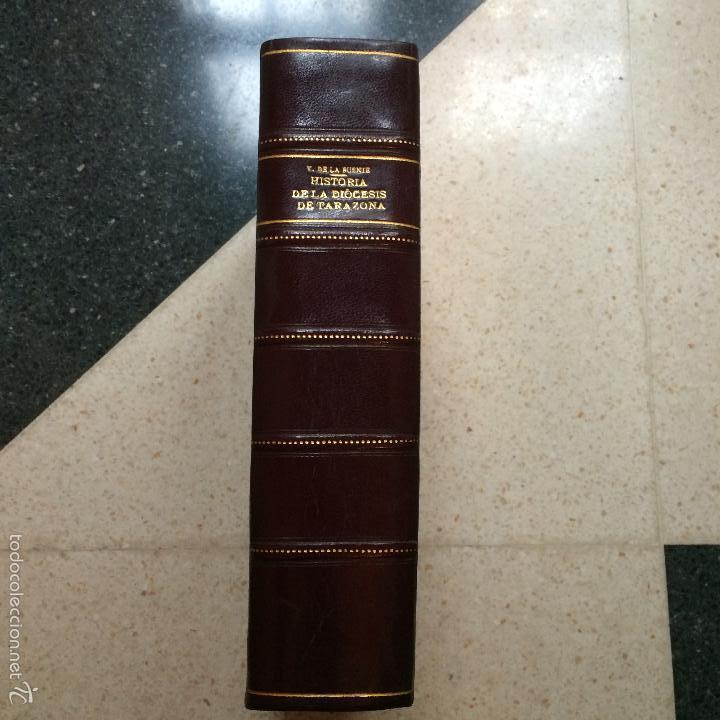 Libros antiguos: España Sagrada XLIX y L (49 y 50) Iglesia de Tarazona y Tudela 1865-1866 Vicente de la Fuente Florez - Foto 3 - 56616468
