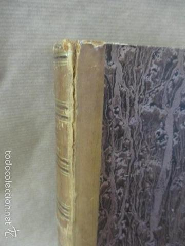Libros antiguos: Historie Romaine - M. Le Comte de Ségur - año 1844 (en francés) 532 pag. (ver fotos) - Foto 4 - 56660571