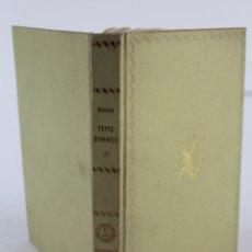 Libros antiguos: L-3522 LIBRE DE FEYTS D'ARMES DE CATALUNYA A CURA DE ENRIC BAGUÉ. VOLUM II ED. BARCINO 1934. Lote 56696347