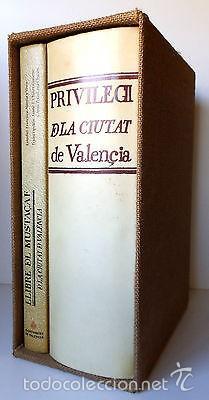 LLIBRE DEL MUSTAÇAF DE LA CIUTAT DE VALÈNCIA (ESTUDIO Y TRANSCRIPCIÓN) (Libros antiguos (hasta 1936), raros y curiosos - Historia Antigua)