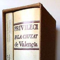 Libros antiguos: LLIBRE DEL MUSTAÇAF DE LA CIUTAT DE VALÈNCIA (ESTUDIO Y TRANSCRIPCIÓN). Lote 57012520