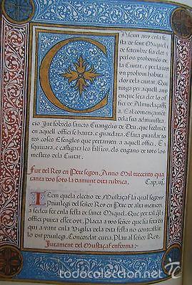 Libros antiguos: Llibre del Mustaçaf de la ciutat de València (estudio y transcripción) - Foto 3 - 57012520