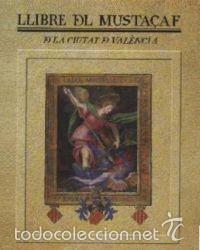 Libros antiguos: Llibre del Mustaçaf de la ciutat de València (estudio y transcripción) - Foto 5 - 57012520
