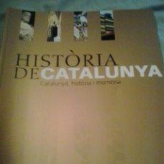 Libros antiguos: LLIBRE HISTORIA DE CATALUNYA. Lote 57049051