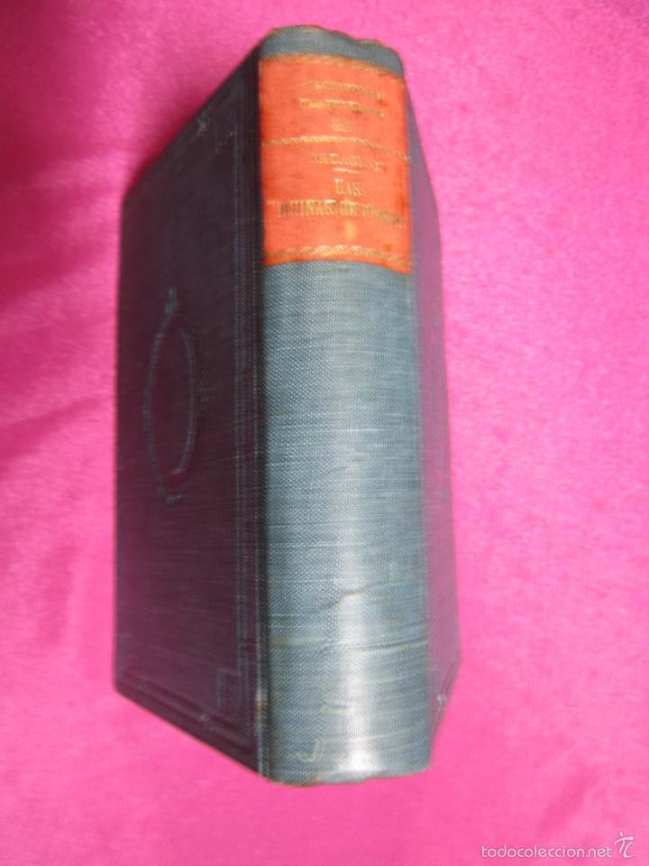 Libros antiguos: LAS RUINAS DE POBLET VICTOR BALAGUER COLECCION ESCRITORES CASTELLANOS 1ª EDICION 1885. - Foto 2 - 57106565