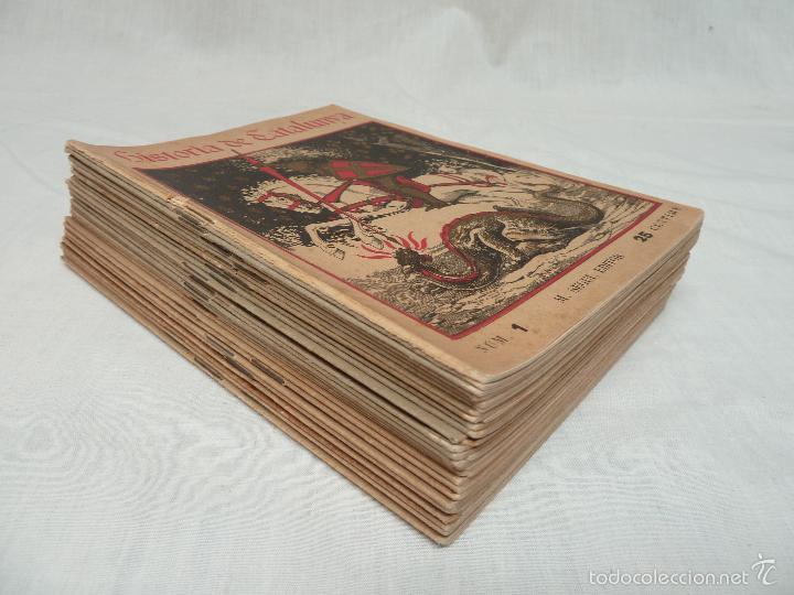 HISTORIA (GENERAL) DE CATALUNYA / M. SERRA I ROCA - EDITOR M. SEGUÍ - 1910 A 1922 - COMPLETA (Libros antiguos (hasta 1936), raros y curiosos - Historia Antigua)