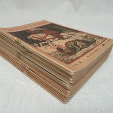 Libros antiguos: HISTORIA (GENERAL) DE CATALUNYA / M. SERRA I ROCA – EDITOR M. SEGUÍ – 1910 A 1922 - COMPLETA. Lote 57349680