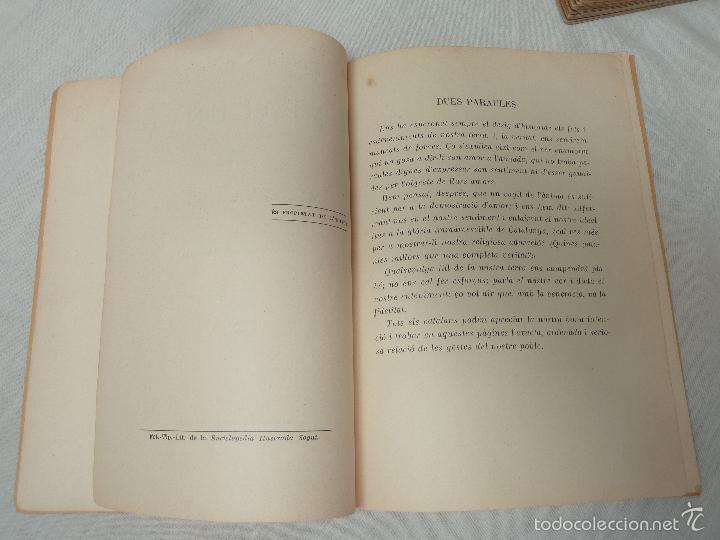 Libros antiguos: HISTORIA (GENERAL) DE CATALUNYA / M. SERRA I ROCA - EDITOR M. SEGUÍ - 1910 A 1922 - COMPLETA - Foto 4 - 57349680