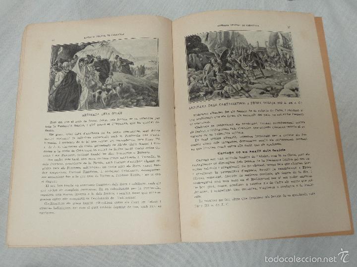 Libros antiguos: HISTORIA (GENERAL) DE CATALUNYA / M. SERRA I ROCA - EDITOR M. SEGUÍ - 1910 A 1922 - COMPLETA - Foto 7 - 57349680