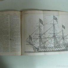 Libros antiguos: DICTIONARY OF ARTS AND SCIENCES, VOL IV,1755. SOCIETY OF GENTLEMEN. POSEE 41 GRABADOS.. Lote 57454512
